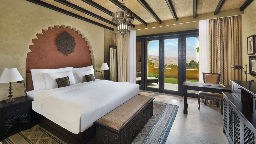 Anantara Suite at the Qasr Al Sarab Desert Resort