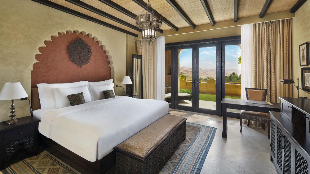 Anantara Suite at the Qasr Al Sarab Desert Resort