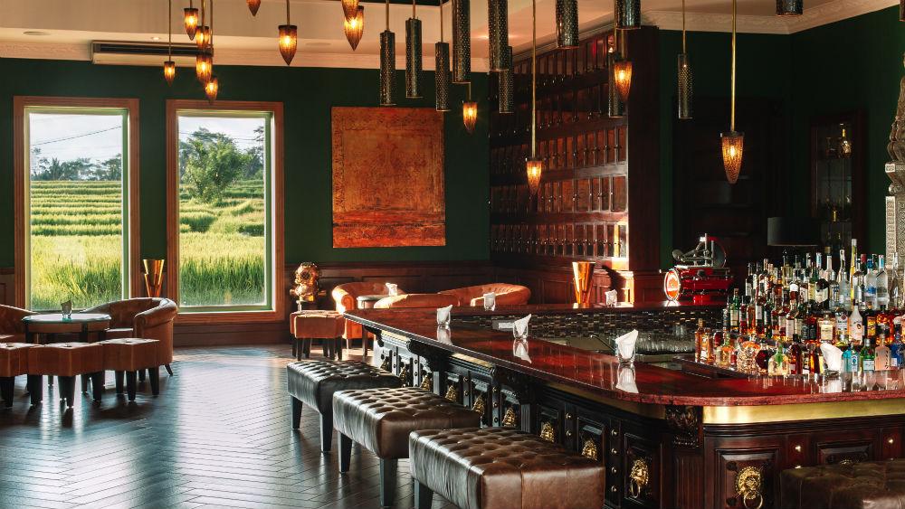 Apéritif Bar at the Viceroy Bali