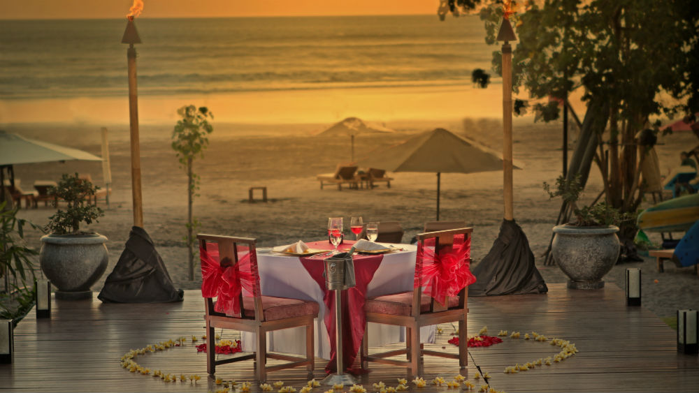 Dining By Design at the Anantara Seminyak Bali