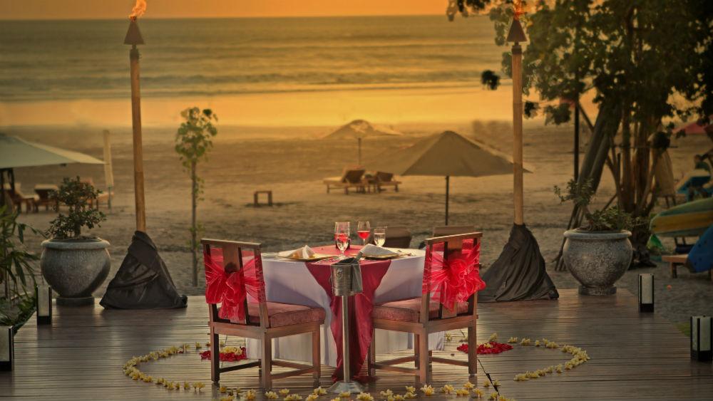 Dining By Design at the Anantara Seminyak Bali