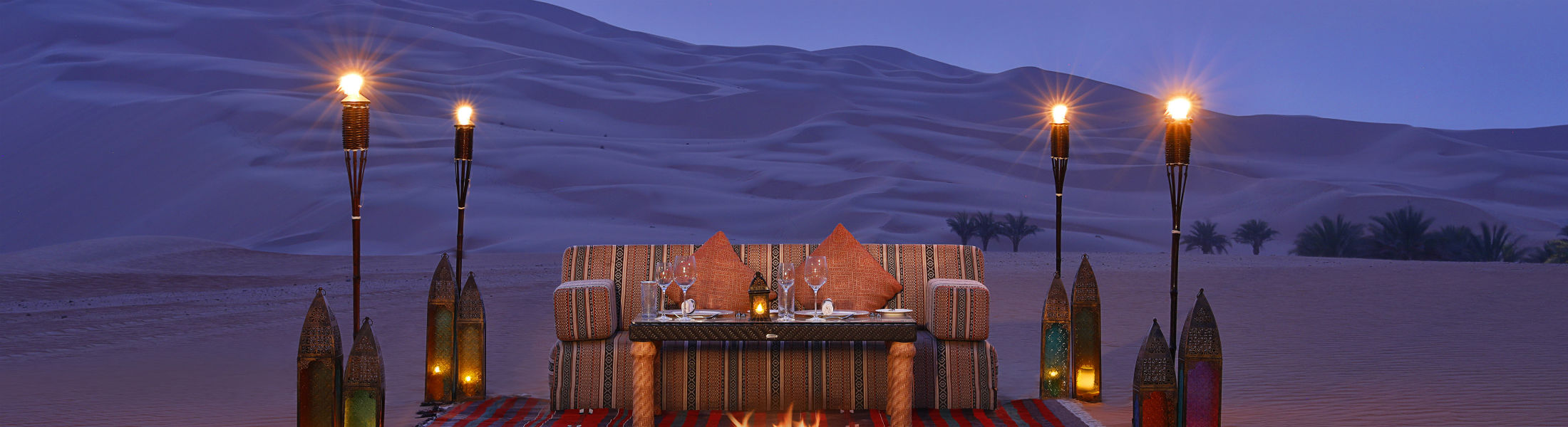 Dining by Design Arabian Cushions