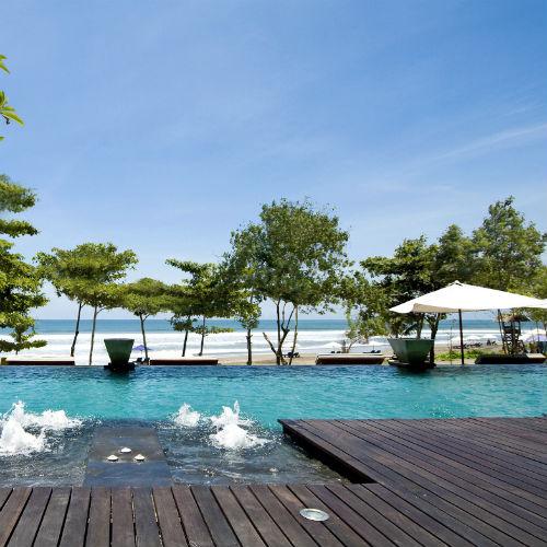 Infinity_Pool - Anantara Seminyak Bali