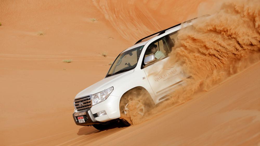 Local Activities Qasr Al Sarab Desert Resort