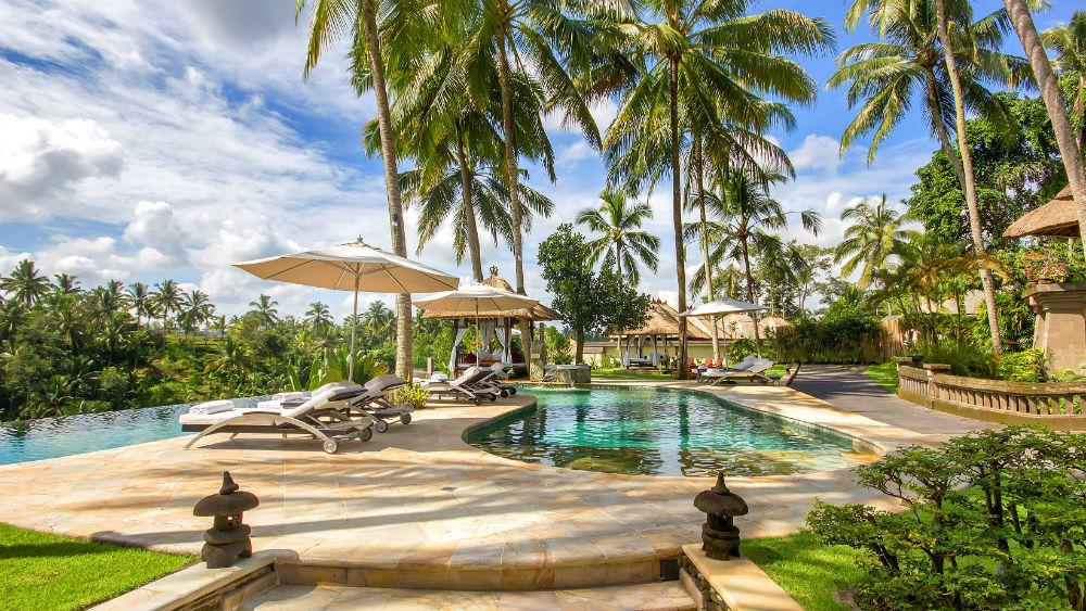 Main Pool at the Viceroy Bali