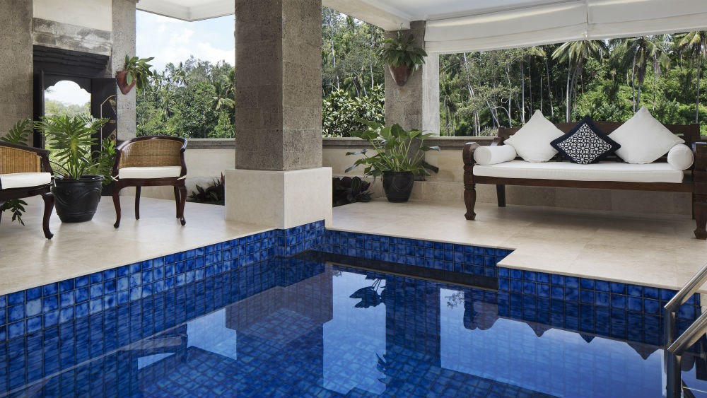 Pool Suite Private Pool at the Viceroy Bali