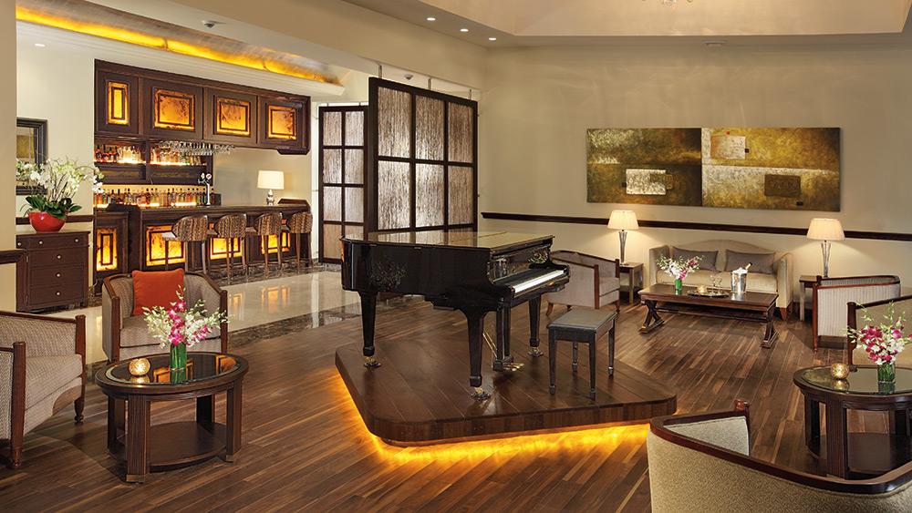 Piano Bar at Secrets St James