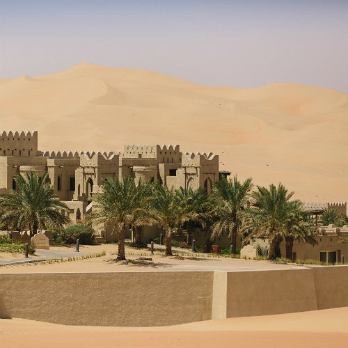 Resort View Qasr Al Sarab Desert Resort