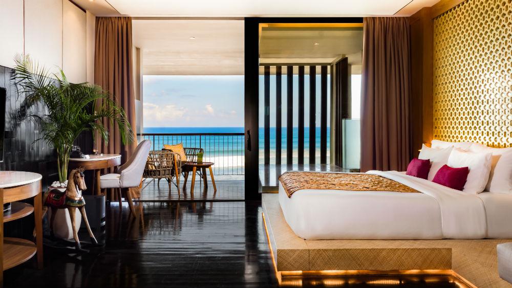 Seminyak Ocean Suites at the Anantara Seminyak Bali