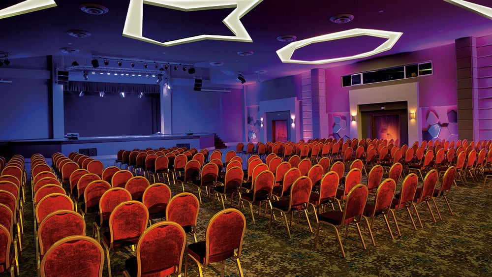 Theatre at Breathless Punta Cana