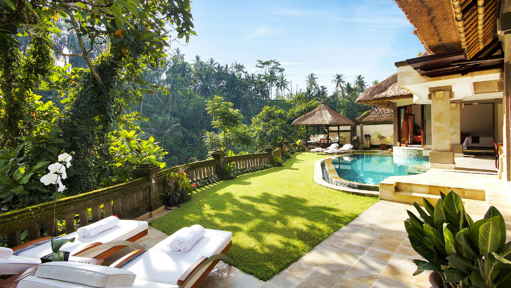 Viceroy Villa View Viceregal Swimming Pool at the Viceroy Bali