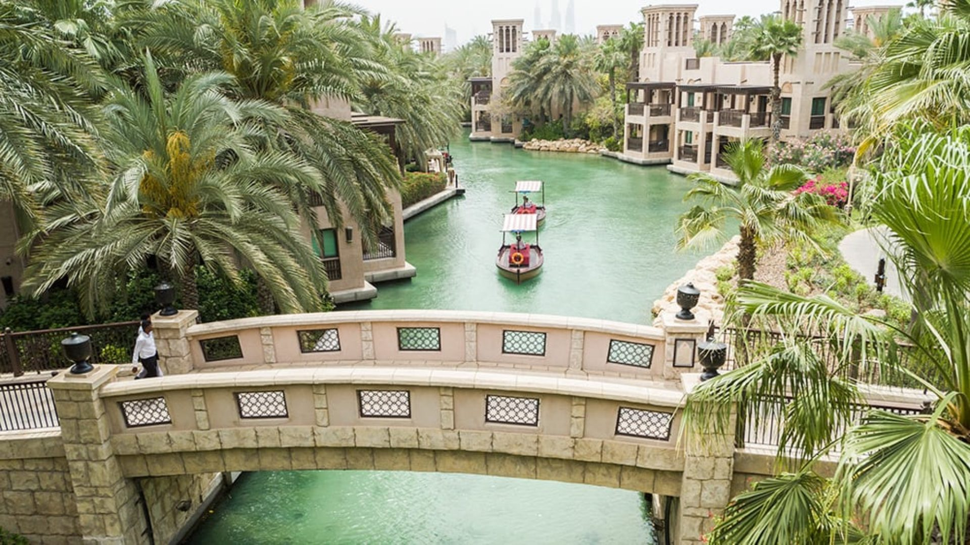 Abra Waterways at Jumeirah Dar Al Masyaf