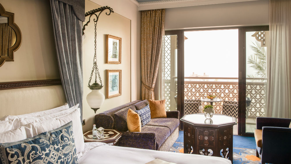 Arabian Deluxe at the Jumeirah Al Qasr