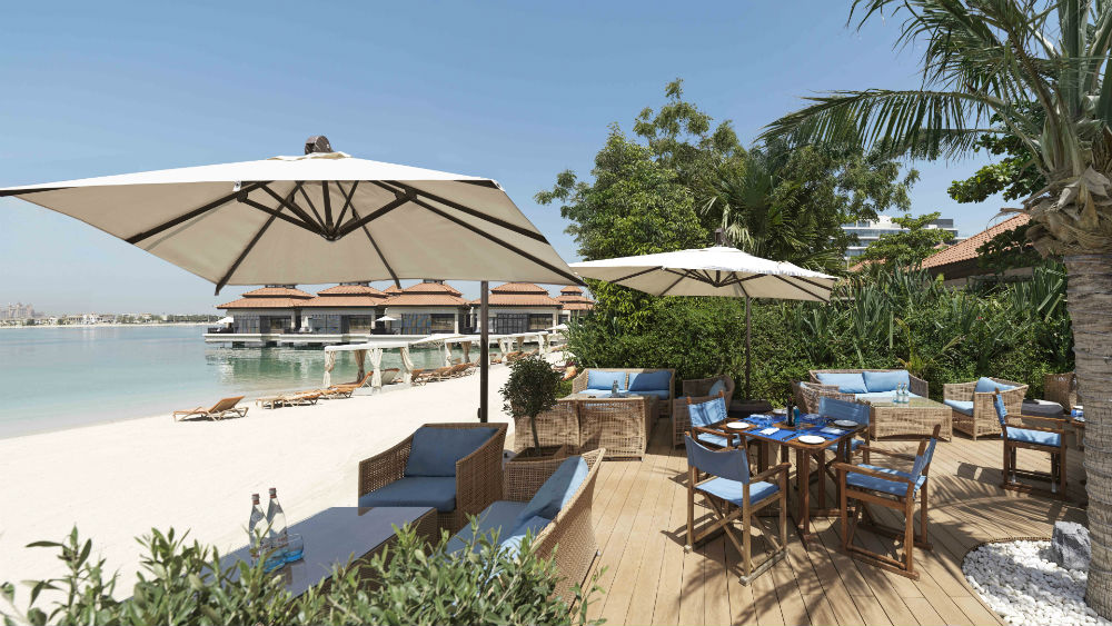 Beach House at the Anantara The Palm Dubai
