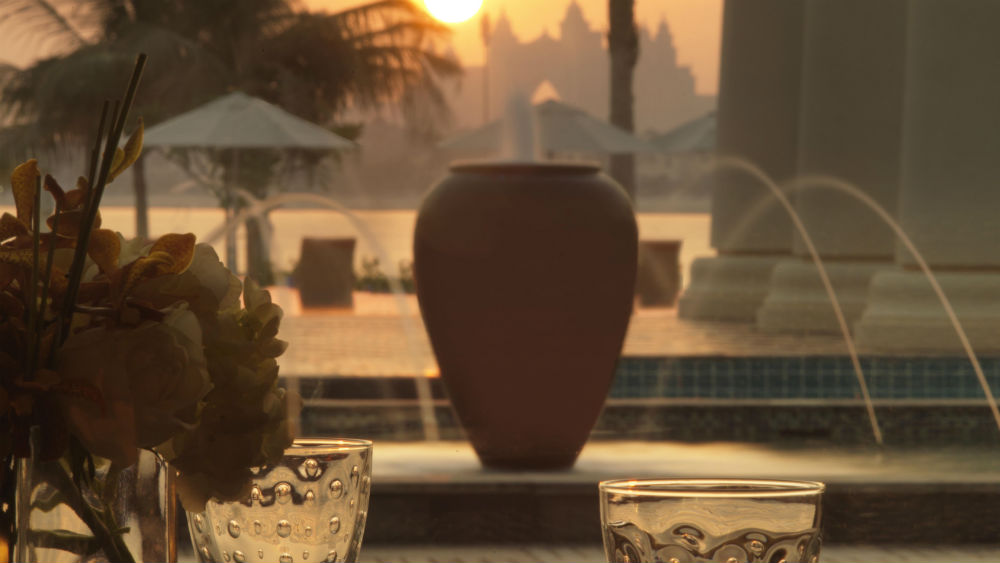 Crescendo Restaurant at the Anantara The Palm Dubai