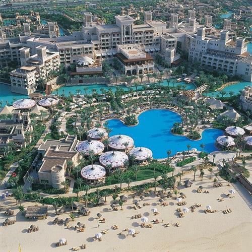 Jumeirah Dar Al Masyaf in Dubai