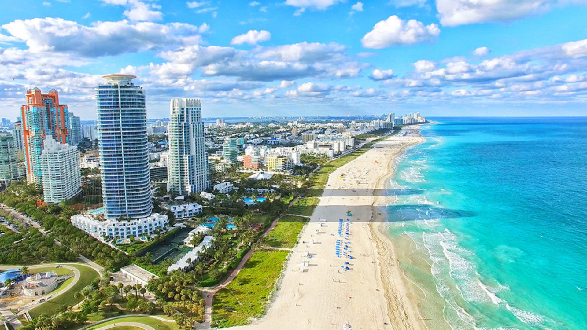 Miami Beach on a USA & Caribbean multi-centre