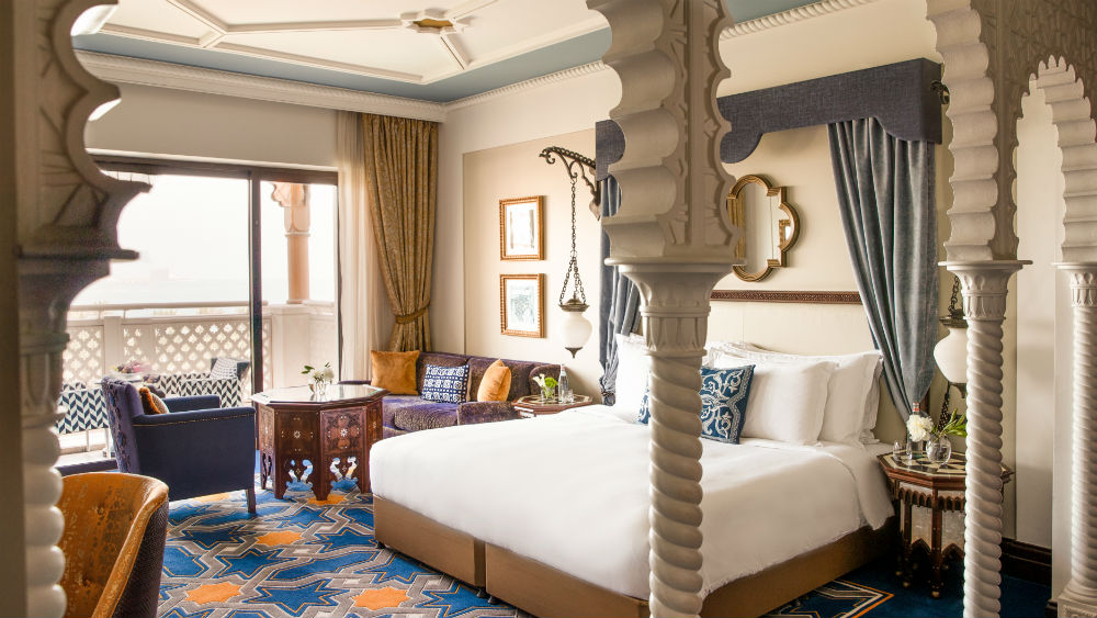 Ocean Club Room at the Jumeirah Al Qasr