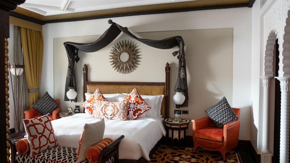 One Bedroom Arabian Suite at the Jumeirah Al Qasr