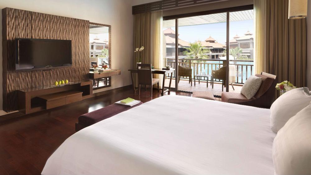 Premier Lagoon View Room at the Anantara The Palm Dubai