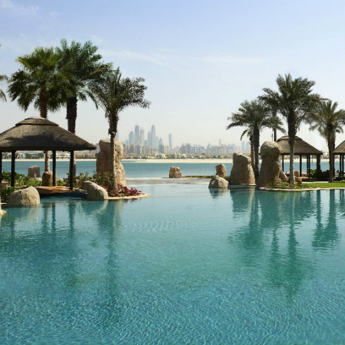Sofitel The Palm Dubai - Pool view