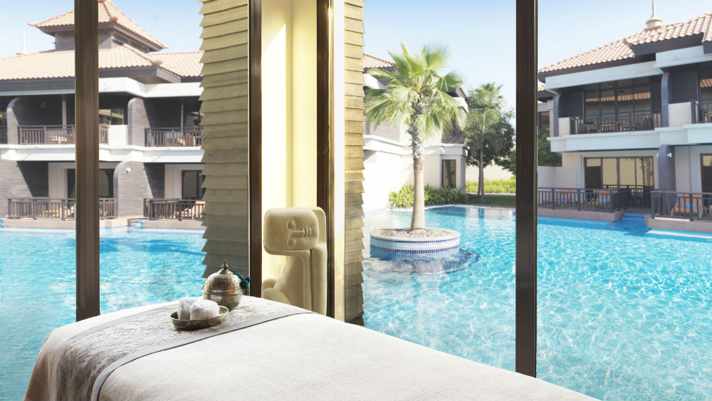 Spa Treatment at the Anantara The Palm Dubai
