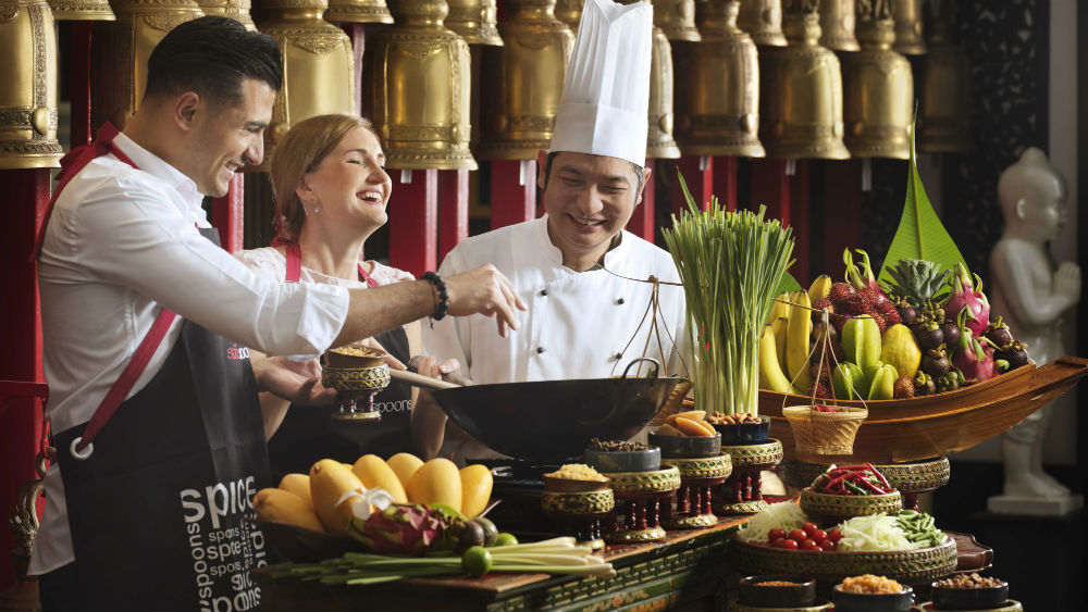Spice Soons Cooking at the Anantara The Palm Dubai