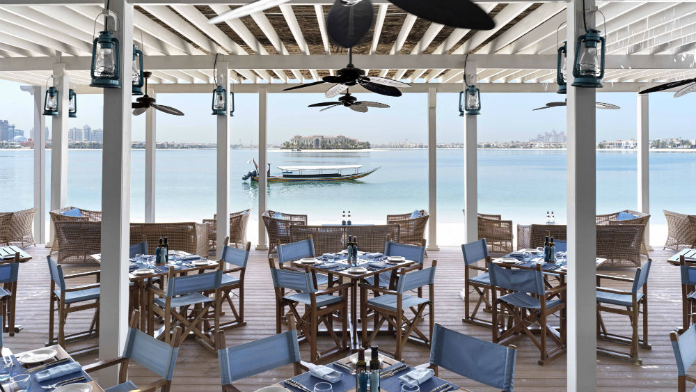 The Beach House at the Anantara The Palm Dubai