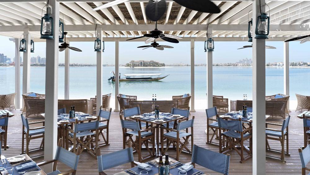 The Beach House at the Anantara The Palm Dubai