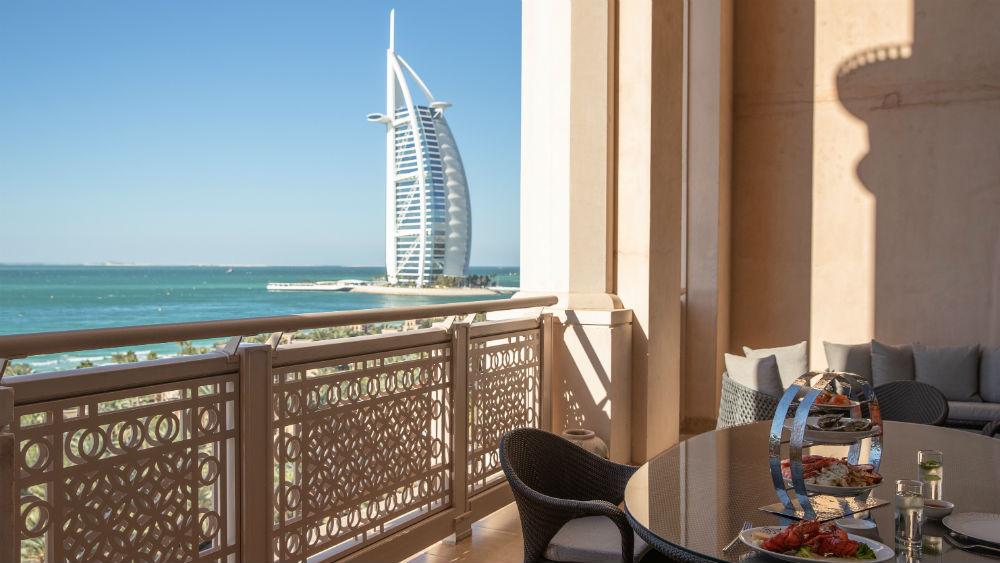 Three bedroom Royal Suite at the Jumeirah Al Qasr