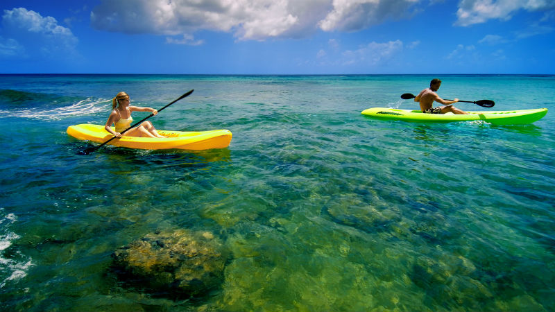 Water Sports at The club Barbados resort & Spa