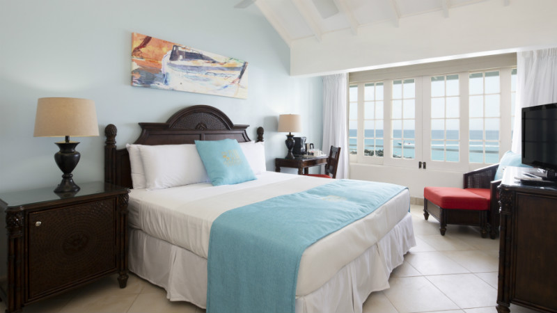 loft room at The club Barbados resort & Spa