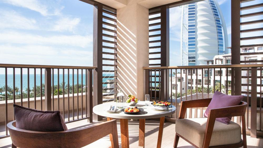 Family suite at the Jumeirah Al Naseem