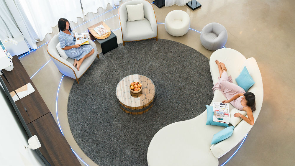One bedroom Villa at the Nikki Beach Resort & Spa Dubai