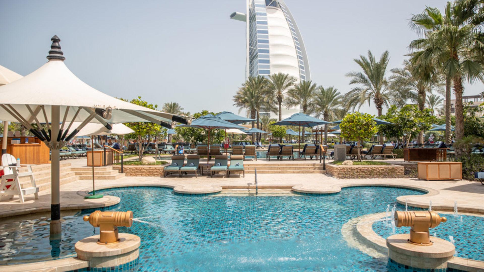 Naseem Kids Pool at the Jumeirah Al Naseem
