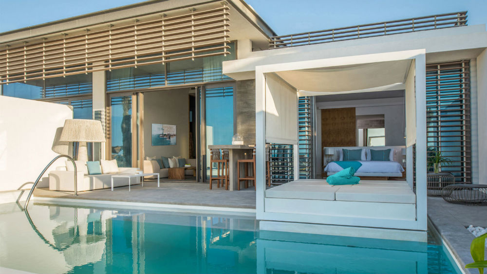 Nikki Beach Pool Villa at the Nikki Beach Resort & Spa Dubai
