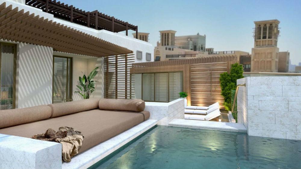 Ocean Penthouse at the Jumeirah Al Naseem