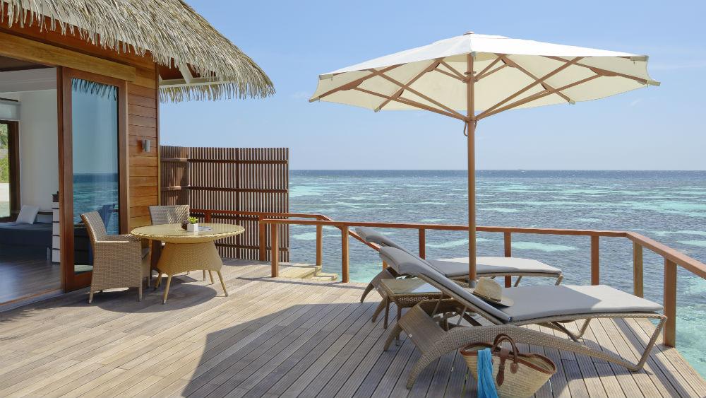 Ocean Villa at the Kandolhu Maldives