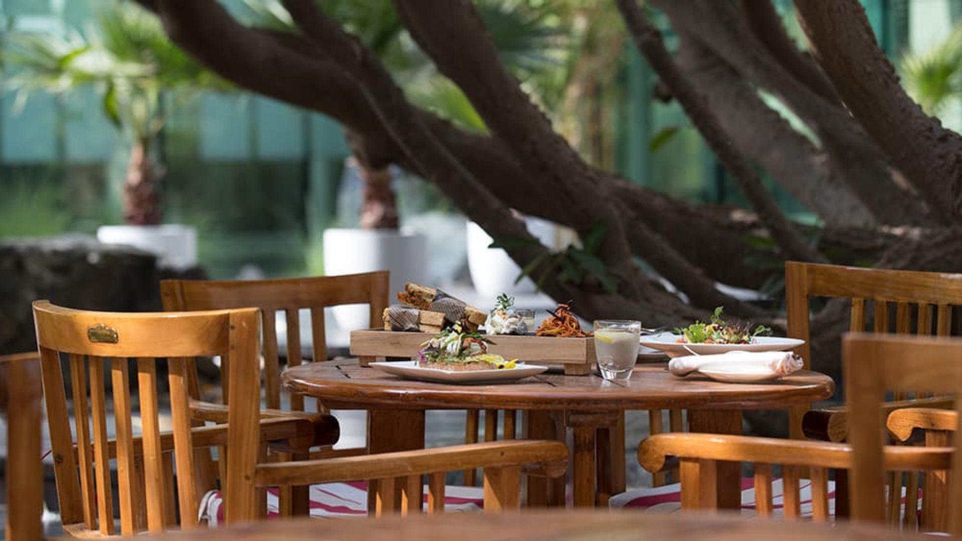 Plumeria Restaurant at Jumeirah Creekside