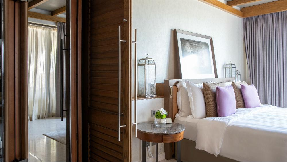 Resort Deluxe Bedroom at the Jumeirah Al Naseem