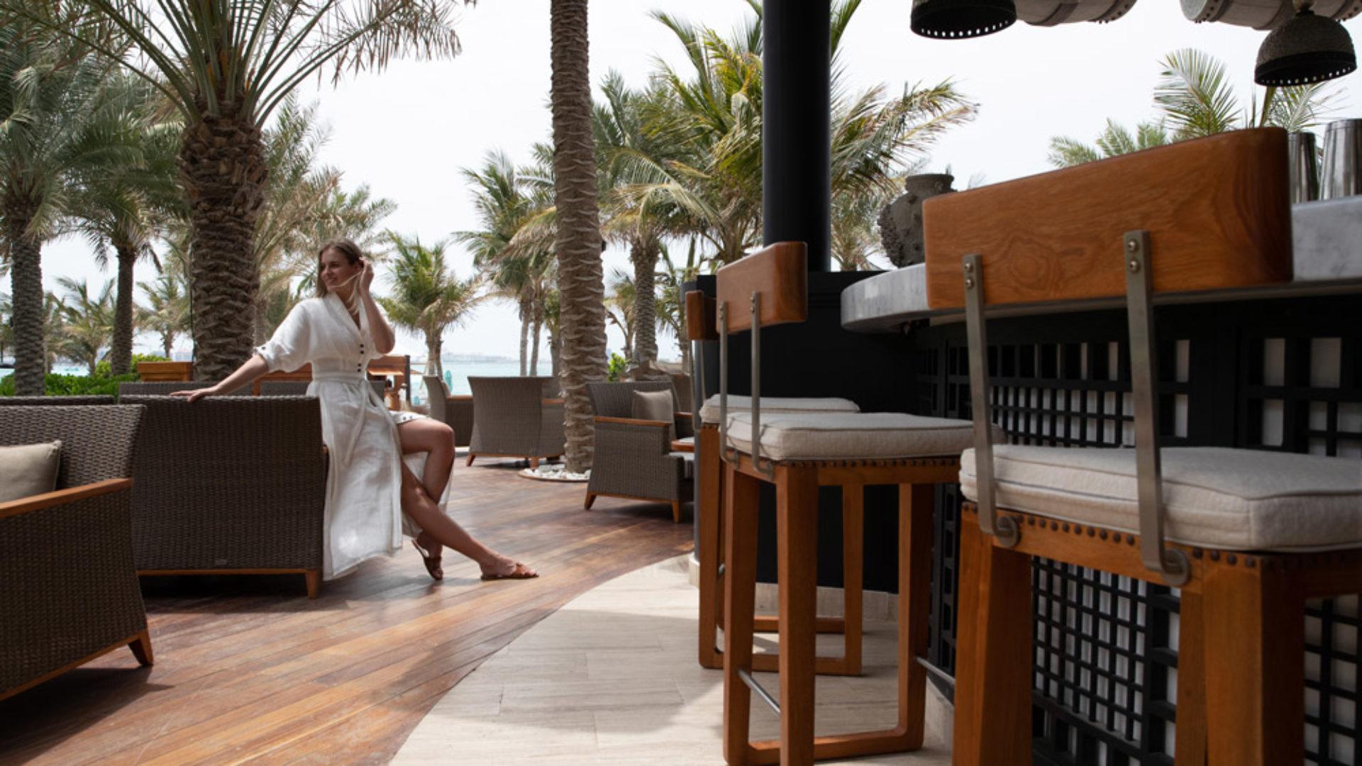 Rockfish-Restaurant Terrace at the Jumeirah Al Naseem