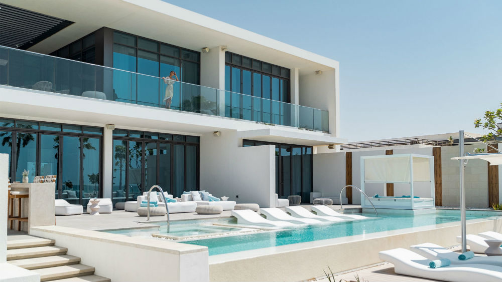 Ultimate Villa at the Nikki Beach Resort & Spa Dubai
