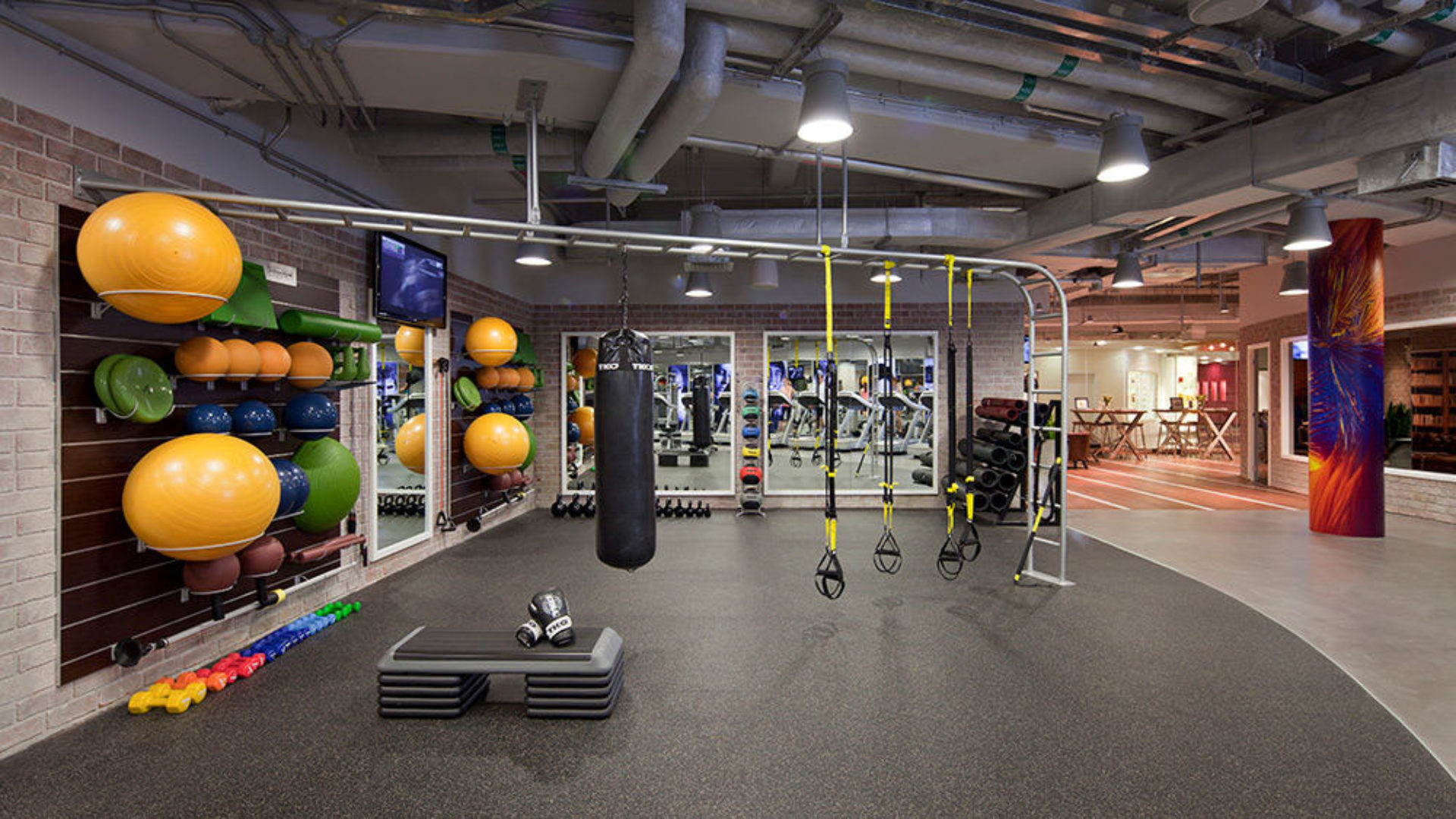 Talise Fitness Centre at Jumeirah Emirates Towers